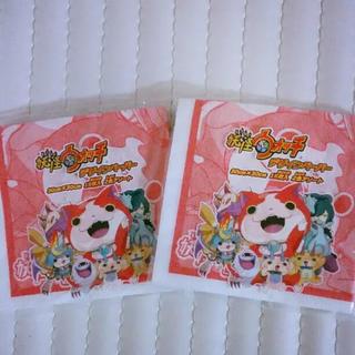 バンダイ(BANDAI)の【新品・2セット】ペーパーナプキン 妖怪ウォッチ(テーブル用品)