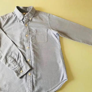 ユニクロ(UNIQLO)のユニクロ UNIQLO キッズ Yシャツ ライトブルー(ドレス/フォーマル)