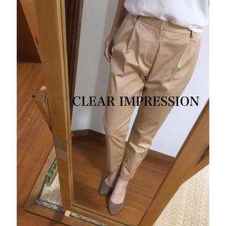 CLEAR IMPRESSION - CLEAR IMPRESSION✨テーパードパンツ