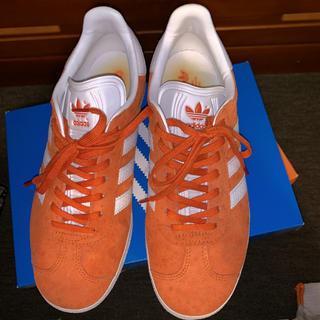 アディダス(adidas)のアディダス gazelle orange 25.5(スニーカー)