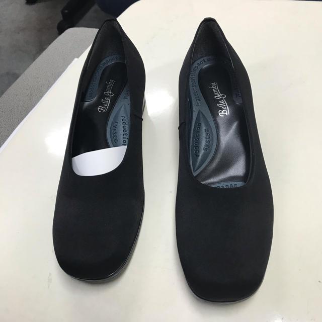 レディース布製パンプス撥水加工 4E30足まとめ売り レディースの靴/シューズ(ハイヒール/パンプス)の商品写真
