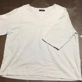 ホッピン(HOTPING)のHOTPING Tシャツ ライトグレー(シャツ/ブラウス(長袖/七分))
