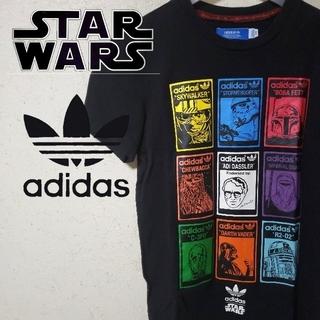 アディダス(adidas)の[adidas originals × STAR WARS]スタンスミス 希少品(Tシャツ/カットソー(半袖/袖なし))