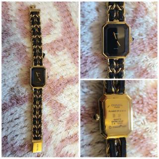 シャネル(CHANEL)のCHANEL シャネル プルミエール 腕時計 時計(腕時計)