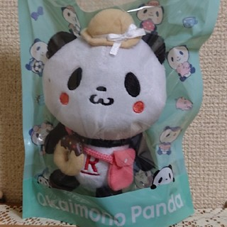 ラクテン(Rakuten)の楽天 非売品 お買い物パンダ(ぬいぐるみ)