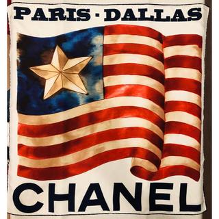 シャネル(CHANEL)のシャネルスカーフ  超美品! 正規品(バンダナ/スカーフ)