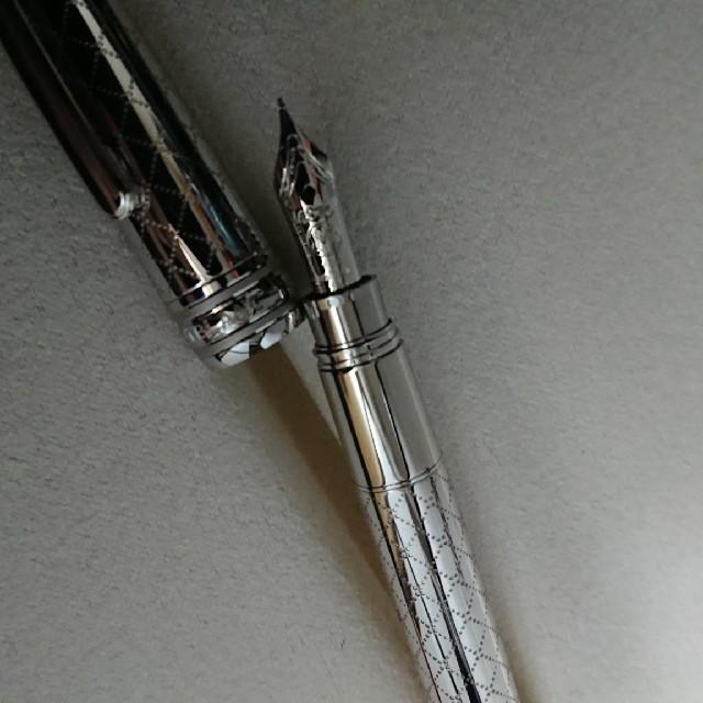 MONTBLANC(モンブラン)のモンブラン ソリテール 万年筆 インテリア/住まい/日用品の文房具(ペン/マーカー)の商品写真