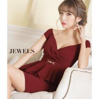 ジュエルズ(JEWELS)のJEWELS/ドレス(ミニドレス)