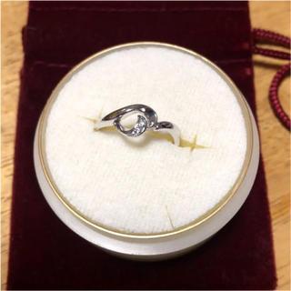ピンキーアンドダイアン(Pinky&Dianne)のk10ダイヤリング(リング(指輪))