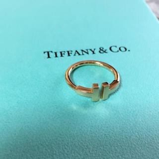 ティファニー(Tiffany & Co.)のティファニー(正規品) T字リング(リング(指輪))