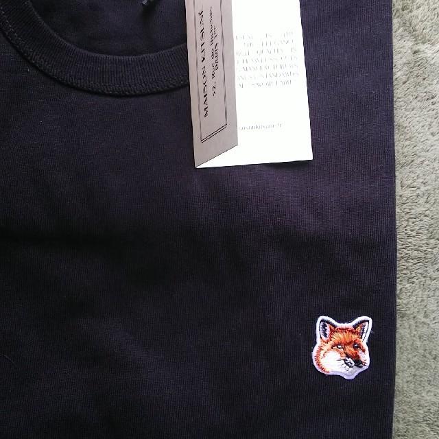 MAISON KITSUNE'(メゾンキツネ)のMaison kitsune ヘッドパッチ XS メンズのトップス(Tシャツ/カットソー(半袖/袖なし))の商品写真