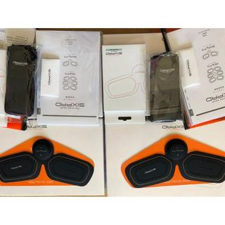 シックスパッド(SIXPAD)のSixpad 新品 シックスパッド Body Fit ボディフィット 2set(トレーニング用品)