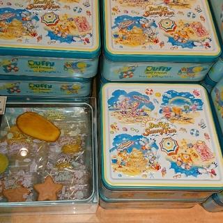 ダッフィー(ダッフィー)のラスト☆ディズニー 2019 ダッフィー ソニーファン アソーテッド・スウィーツ(菓子/デザート)