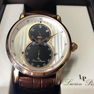 セイコー(SEIKO)のLucien Piccard ルシアンピカール インフィニティ セイコークォーツ(腕時計(アナログ))