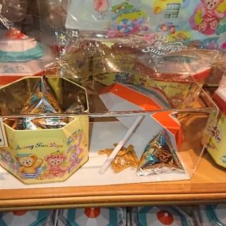ディズニー(Disney)の未開封☆ディズニー 2019 サニーファン ダッフィー パスタスナック 1缶(菓子/デザート)