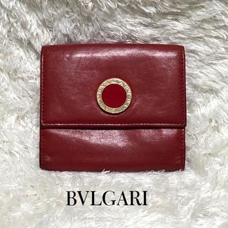 ブルガリ(BVLGARI)のBVLGARI ブルガリ 二つ折り財布(財布)