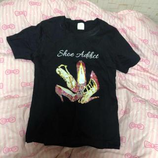 クリスチャンルブタン(Christian Louboutin)のルブタン風⭐️ティーシャツ(Tシャツ(半袖/袖なし))