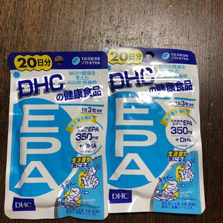 ディーエイチシー(DHC)のDHC  EPA 20日分×2袋(その他)