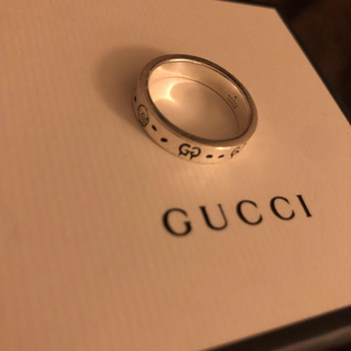 Gucci - GUCCI ゴースト リング ghost ring HERMES VUITTON
