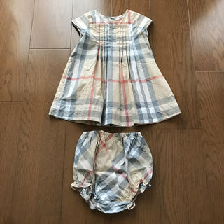 BURBERRY - Burberry キッズ ワンピース