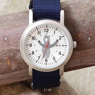 コーエン(coen)のcoen 時計(腕時計(アナログ))