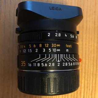LEICA - Leica summicron 35mm f2 6bit asph