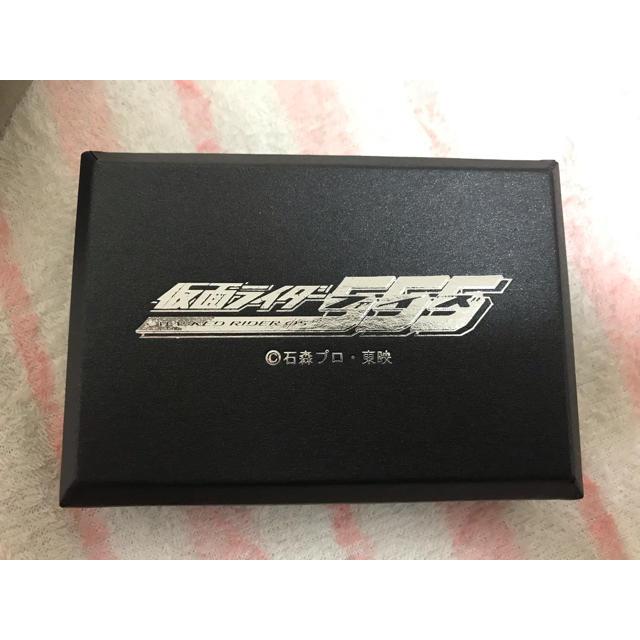 BANDAI(バンダイ)の仮面ライダー555 silver925 ネックレス 乾巧 半田健人 メンズのアクセサリー(ネックレス)の商品写真