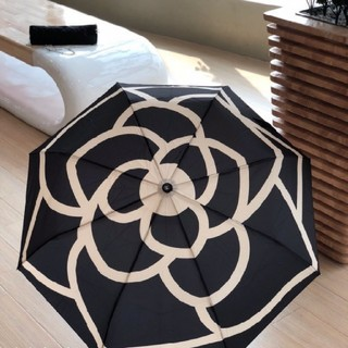 シャネル(CHANEL)のシャネル傘綺麗可愛い美品大人気(傘)