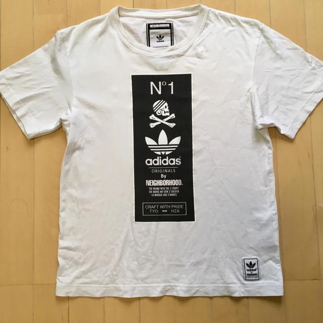 adidas(アディダス)のadidas×neighborhood Tシャツ メンズのトップス(Tシャツ/カットソー(半袖/袖なし))の商品写真