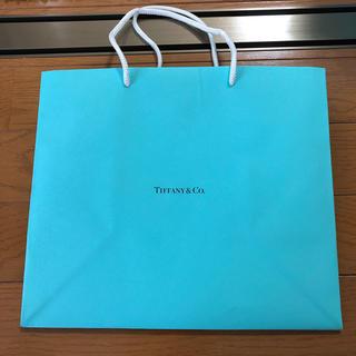 ティファニー(Tiffany & Co.)のティファニー ショップバッグ(ショップ袋)
