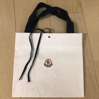 モンクレール(MONCLER)のモンクレール ショップ袋 レデース(ショップ袋)