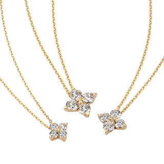STAR JEWELRY - ダイヤモンドネックレス BRIGHTEST STAR JEWELRY