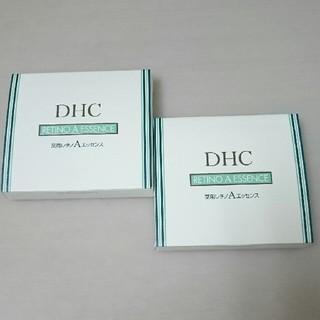 ディーエイチシー(DHC)の2箱❇DHC 薬用 レチノAエッセンス❇アイケア 美容液 フェイスクリーム(アイケア / アイクリーム)