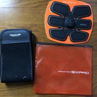 シックスパッド(SIXPAD)のSIXPADを譲ります。(トレーニング用品)