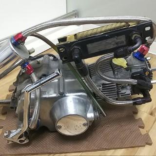 モンキーに武川106cc!Rステージ耐久性重視フルチューン12Vエンジン★