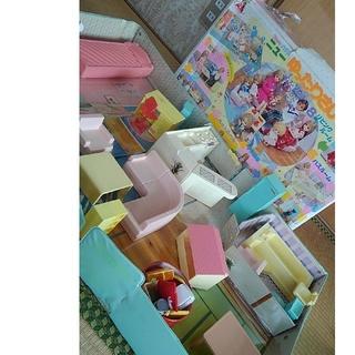 タカラトミー(Takara Tomy)のリカちゃん ゆったりハウスセット(知育玩具)