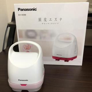 パナソニック(Panasonic)のPanasonic 頭皮エステ EH-HE99(ボディケア/エステ)