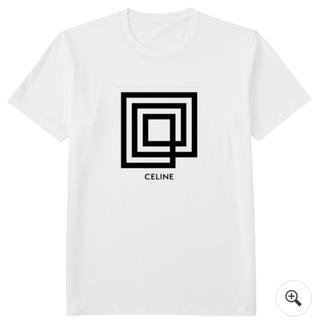 セリーヌ(celine)のCELINE Tシャツ(Tシャツ/カットソー(半袖/袖なし))