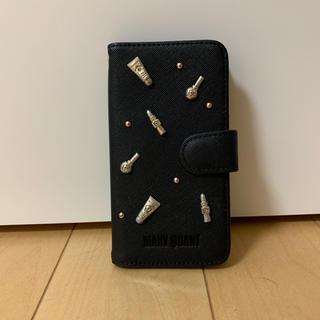 マリークワント(MARY QUANT)のマリークワント iPhone7ケース (iPhoneケース)