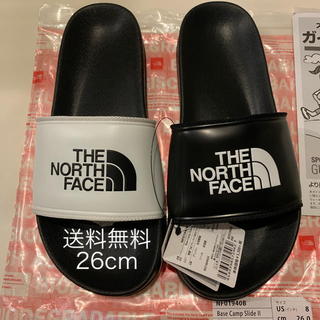 THE NORTH FACE - NORTH FACE BEAMS Base Camp Slide Ⅱ 26cm