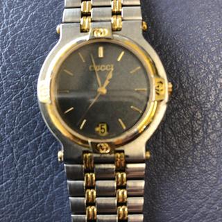 Gucci - GUCCI腕時計 メンズ