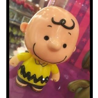 ピーナッツ(PEANUTS)のUSJ ★ チャーリーブラウン ★ フィギュア UNI-MINIS スヌーピー(キャラクターグッズ)