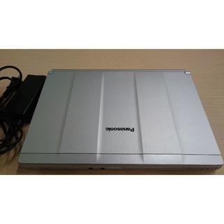 パナソニック(Panasonic)の即戦力 Let's note CF-SX3JDHCS 美品(ノートPC)