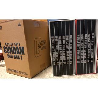 バンダイ(BANDAI)の機動戦士ガンダム DVDメモリアルBOX(アニメ)