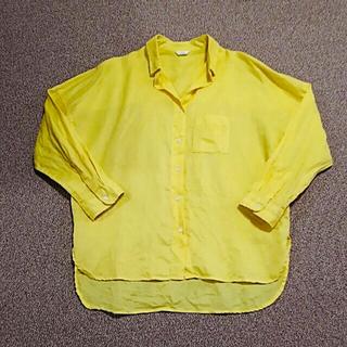 アーバンリサーチ(URBAN RESEARCH)のURBAN  RESEARCH リネンシャツ(シャツ/ブラウス(長袖/七分))