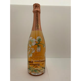 エポック(EPOCH)のベルエポック ロゼ 2010 国内正規品(シャンパン/スパークリングワイン)