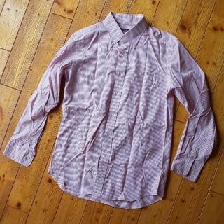 ユニクロ(UNIQLO)のユニクロ 男性用Yシャツ(Tシャツ/カットソー(七分/長袖))