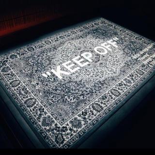 イケア(IKEA)の送料無料!イケア ヴァージル アブロー コラボ ラグ 200×300(ラグ)