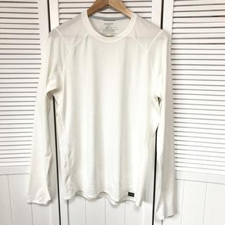 パタゴニア(patagonia)のパタゴニアのメンズ長袖Tシャツ★サイズM(Tシャツ/カットソー(七分/長袖))