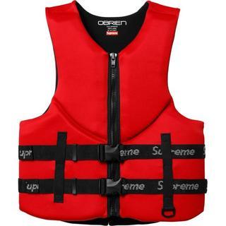 シュプリーム(Supreme)のSupreme o'Brien Life Vest ライフジャケット (ベスト/ジレ)